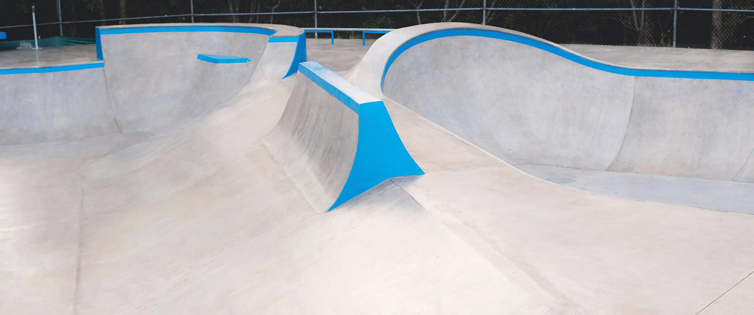 Barrier at Sunshine Beach Skatepark
