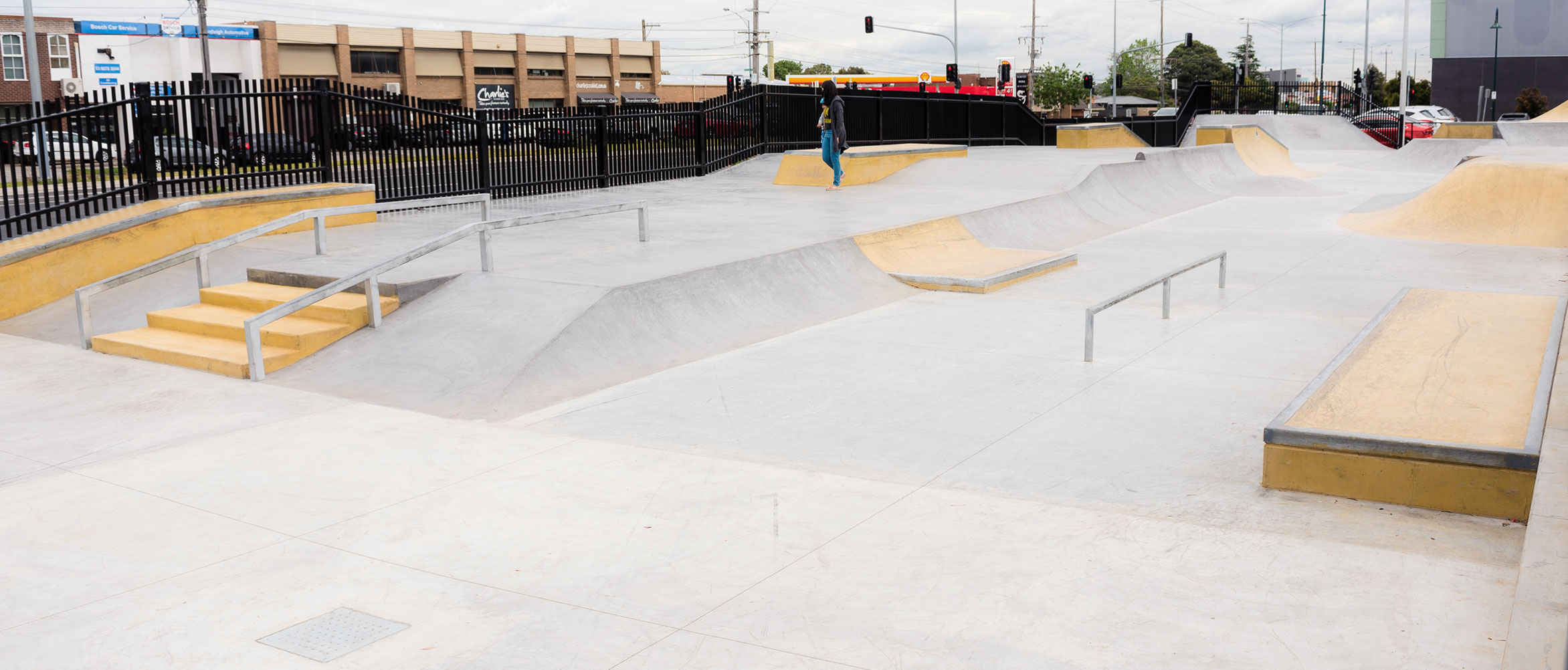 Bentleigh East skate park