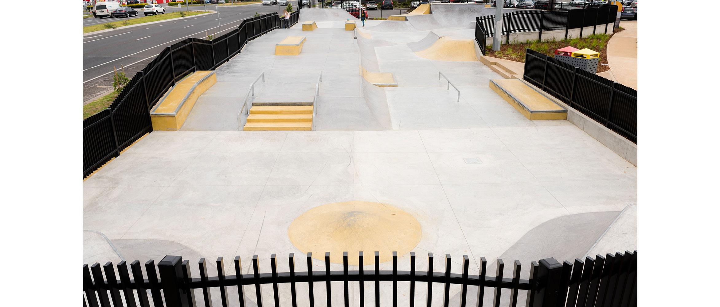 Bentleigh East street section