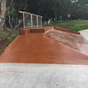 Cromer skate park hip