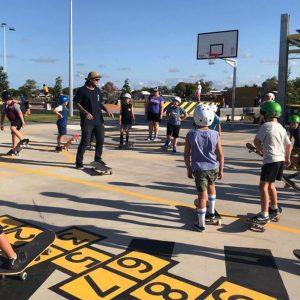 Opening day Sugar Bowl skate park Mackay