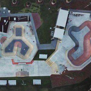 Sugar Bowl skate park Mackay overview