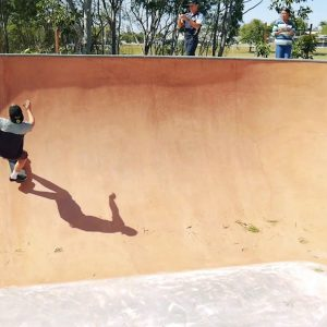 Sugar Bowl skate park Mackay
