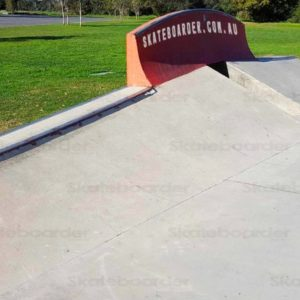 Mudgeeraba skate park extension, Gold Coast