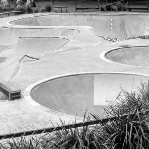 Anthony Bull bs smith at Nimbin skate park