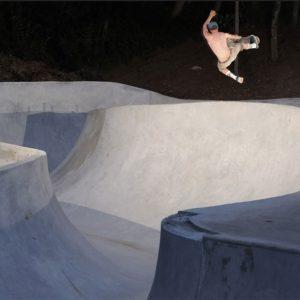 Brodie Sellars fs boneless in Nimbin snake run