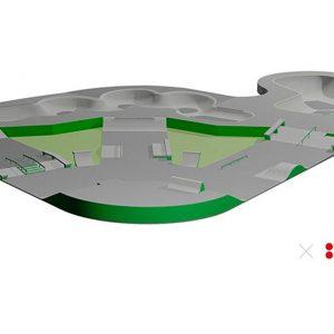 Noble Park skate park plans