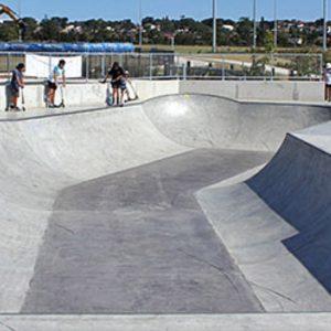 Randwick skate bowl