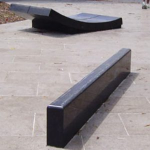 Rosebud skate plaza mornington peninsula, skateable marble