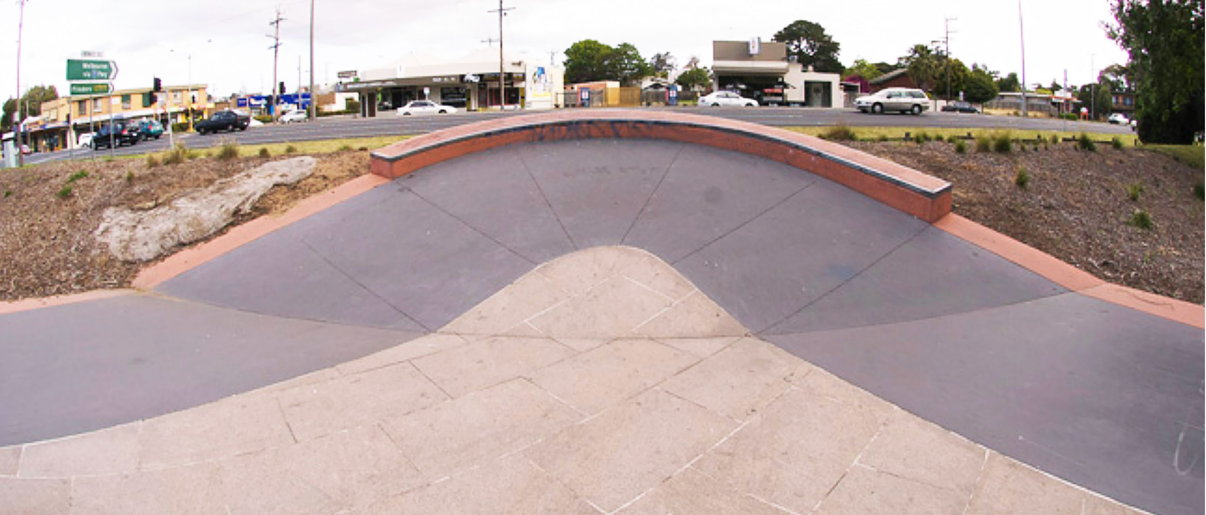 Rosebud skate plaza mornington peninsula, Concrete Skateparks
