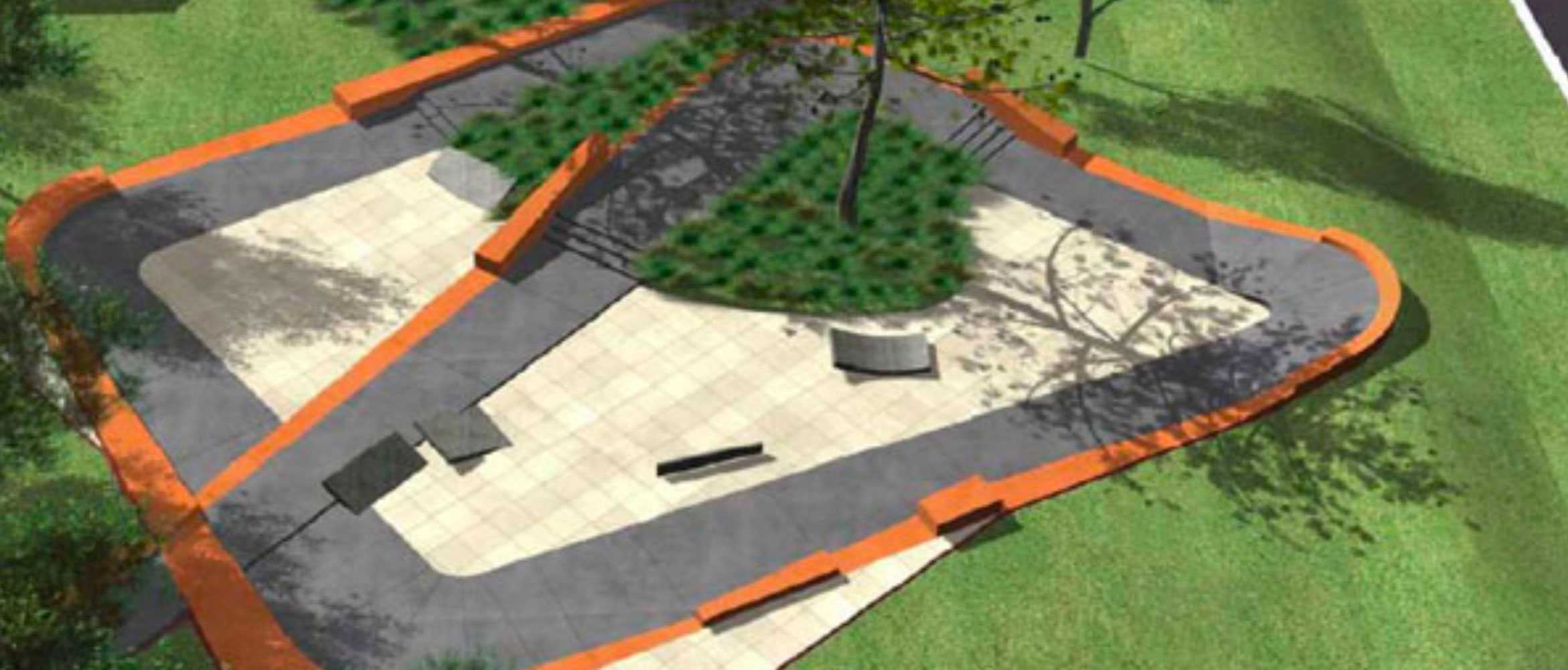 Rosebud skate plaza design mornington peninsula