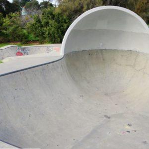 Rye skate park Mornington Peninsula, Concrete Skateparks