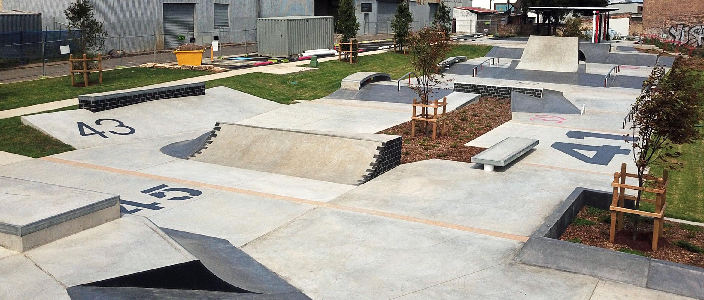 Sydenham skate park