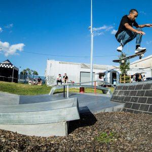 Chima Ferguson hardflip Sydenham skate park