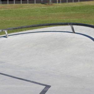 Tolosa skate park Tasmania, Concrete Skateparks